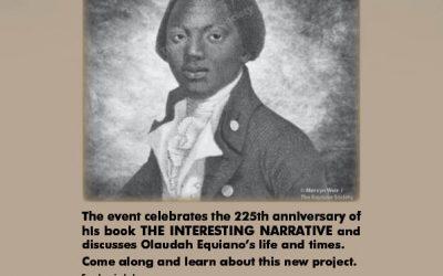 Celebrating Olaudah Equiano 2019